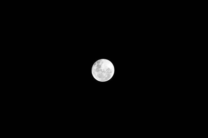 Fotografar a Lua