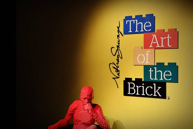 LEGO® – The Art of the Brick