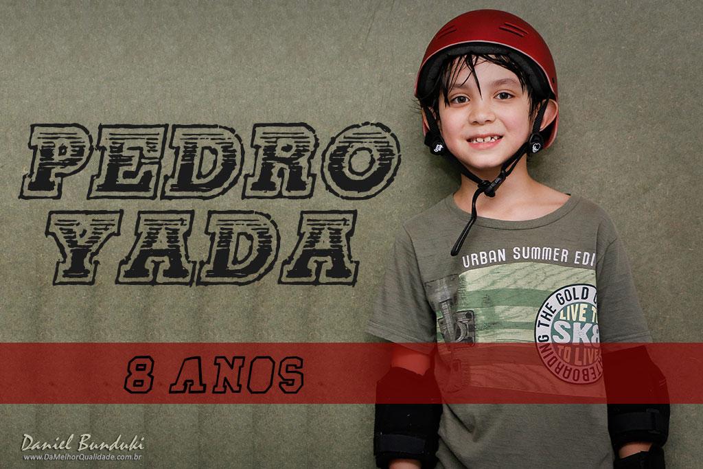 Pedro Yada – 8 anos