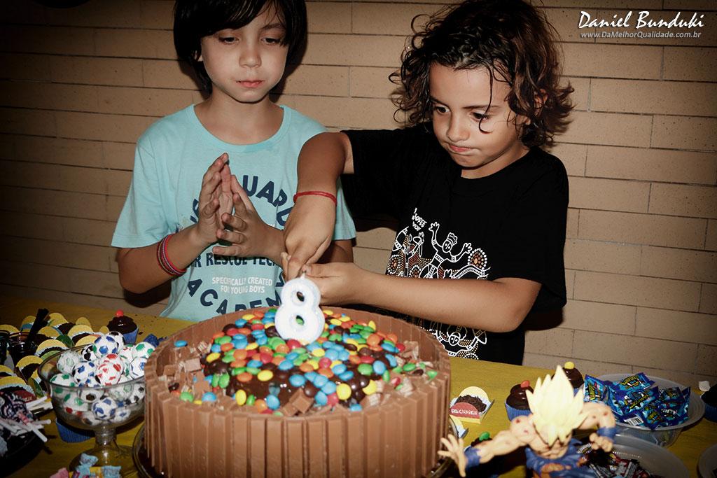 Luan – 8 anos