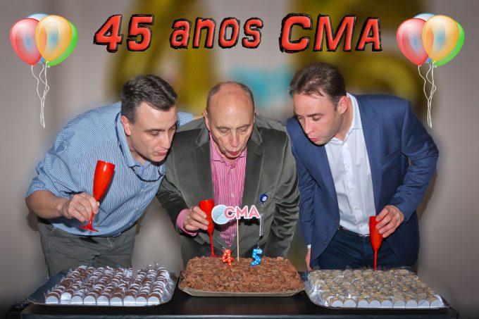 CMA – 45 anos