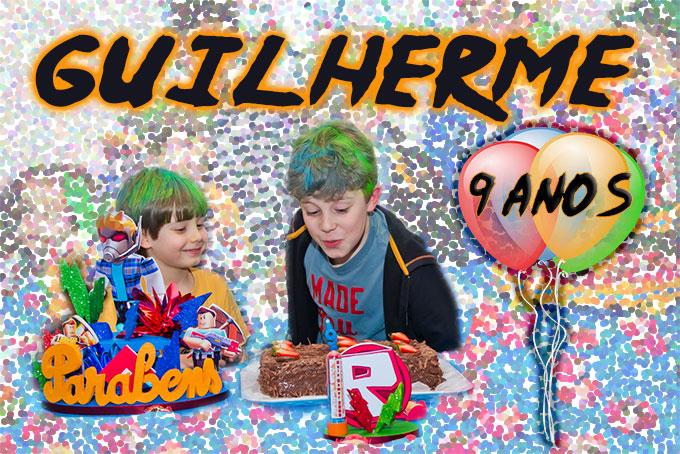Guilherme Bunduki – 9 anos