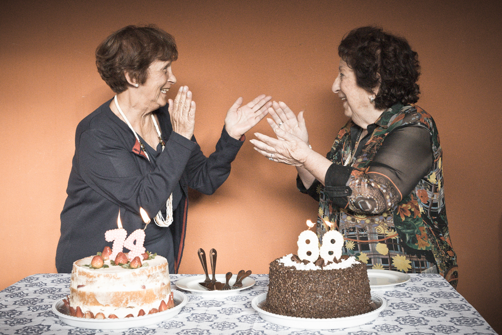 Níver Tia Nádia 88 anos