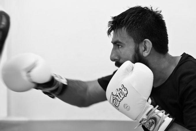 Lutador de MMA – João Vicente